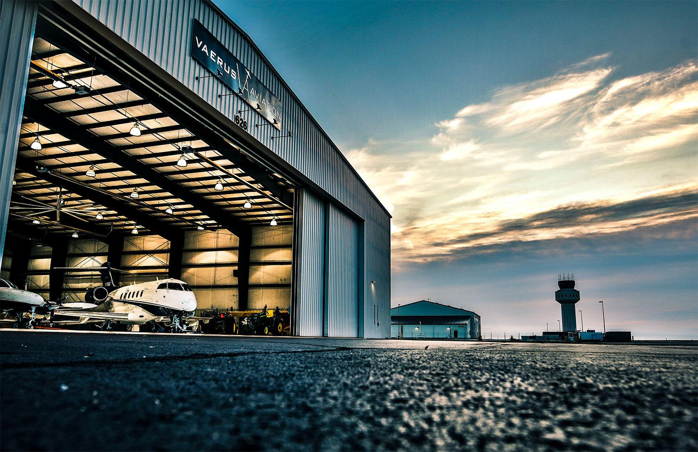Vaerus Aviation Photo Example